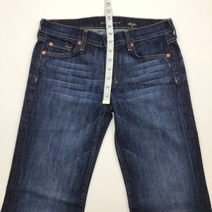 7 for all Mankind Jeans - 7 for all mankind dojo flare jean 27x31